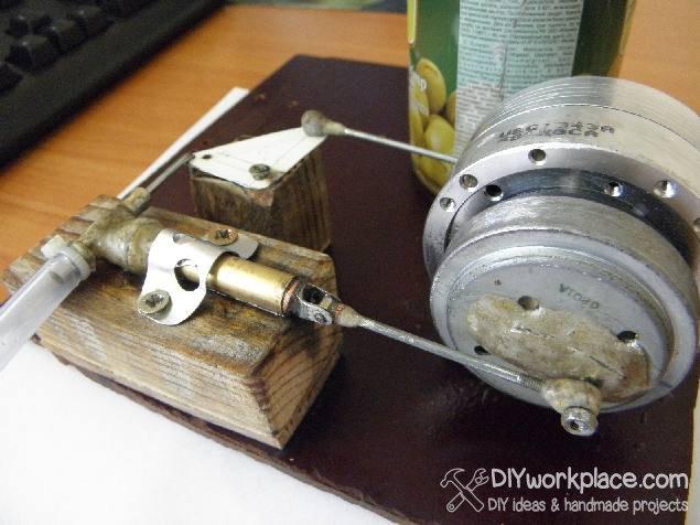 Diy Steam Engine