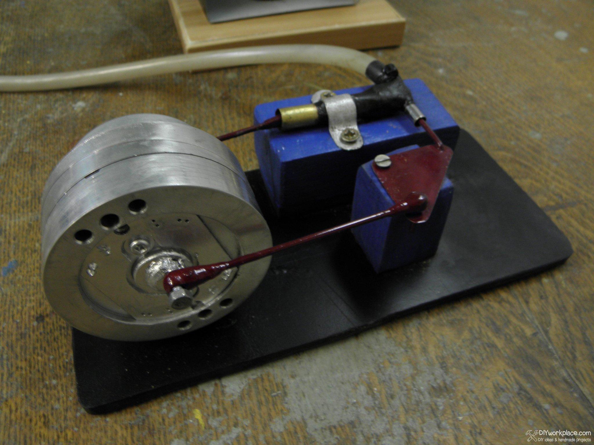 Как сделать мощнее генератор 198