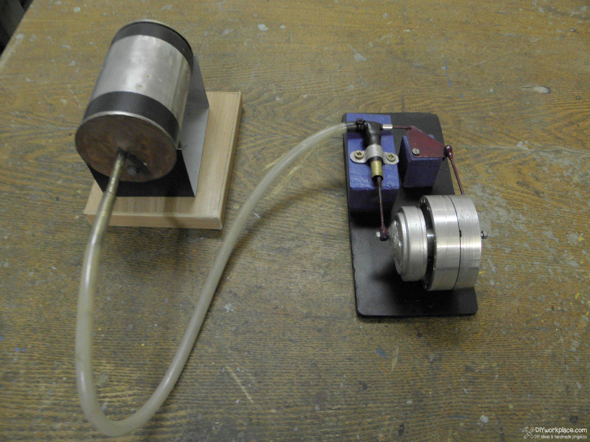 Как сделать электродвигатель своими руками