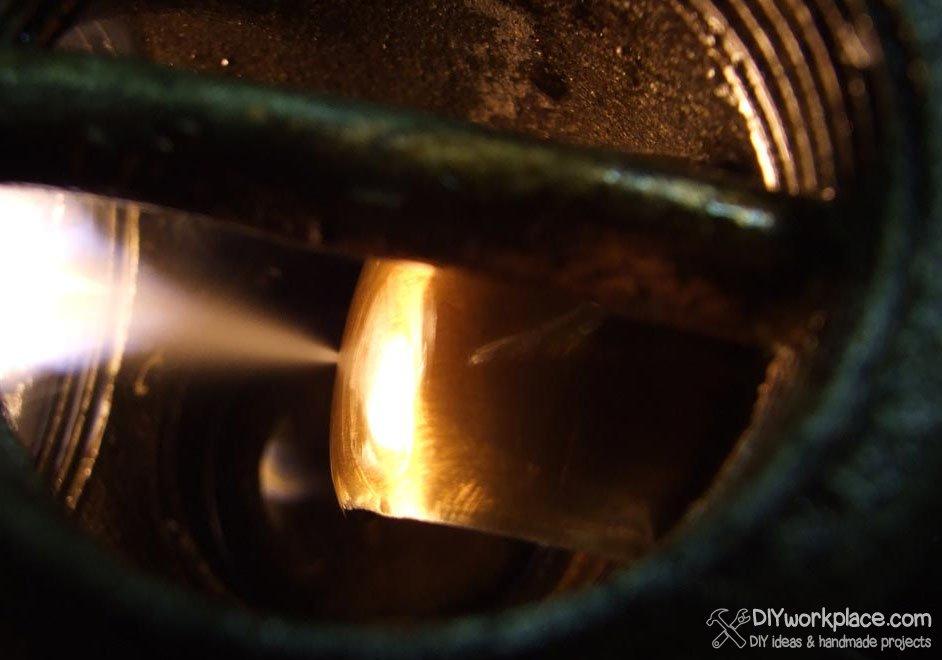 Автоматика для горелки бабингтона своими руками 41