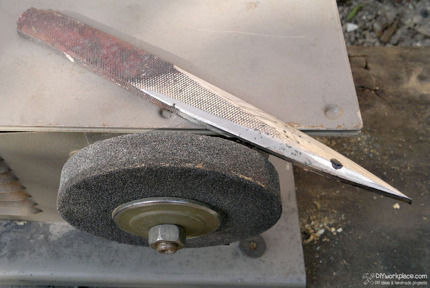 Homemade Throwing Knife Designs | www.pixshark.com ...