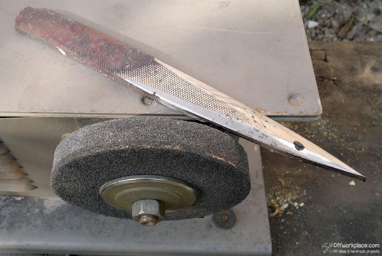 Ножи-самоделки своими руками