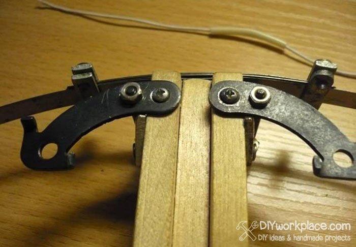 Блочный арбалет с луком из рессоры - Изготовление - Все об арбалетах, луках 95