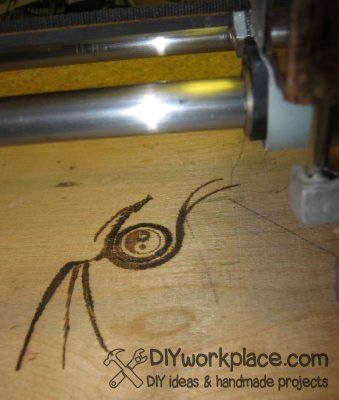 DIY cnc machine - tool