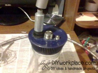 DIY hookah