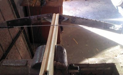 Как сделать арбалет из дерева