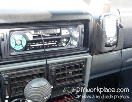 Адаптер от MP3 к магнитоле