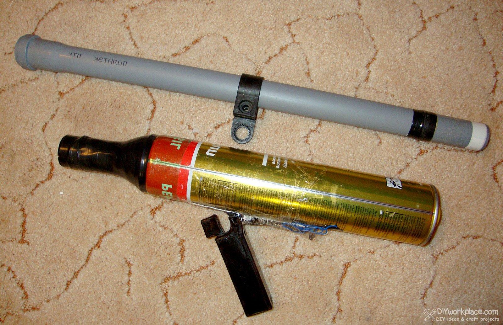 Картофельная пушка своими руками фото 495