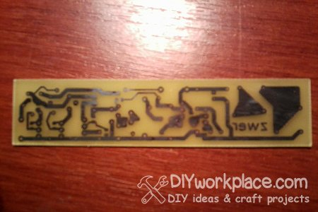 How to etch pcb cheap