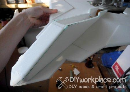 Самолёт МХ-1 Wolwerine